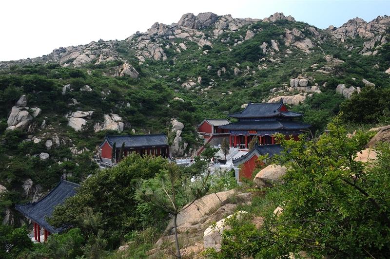 青岛茶山风景区盛情欢迎您的光临!